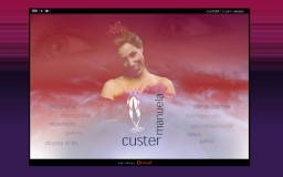 Manuela Custer Website