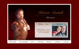 Roberto Frontali Website