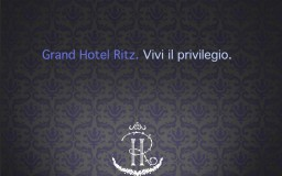 Advertising per Grand Hotel Ritz